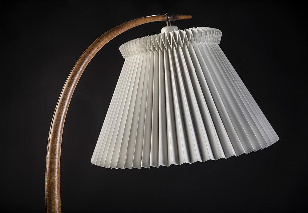 Ox&Bear Severin Hansen Designer-Lampe aus Holz