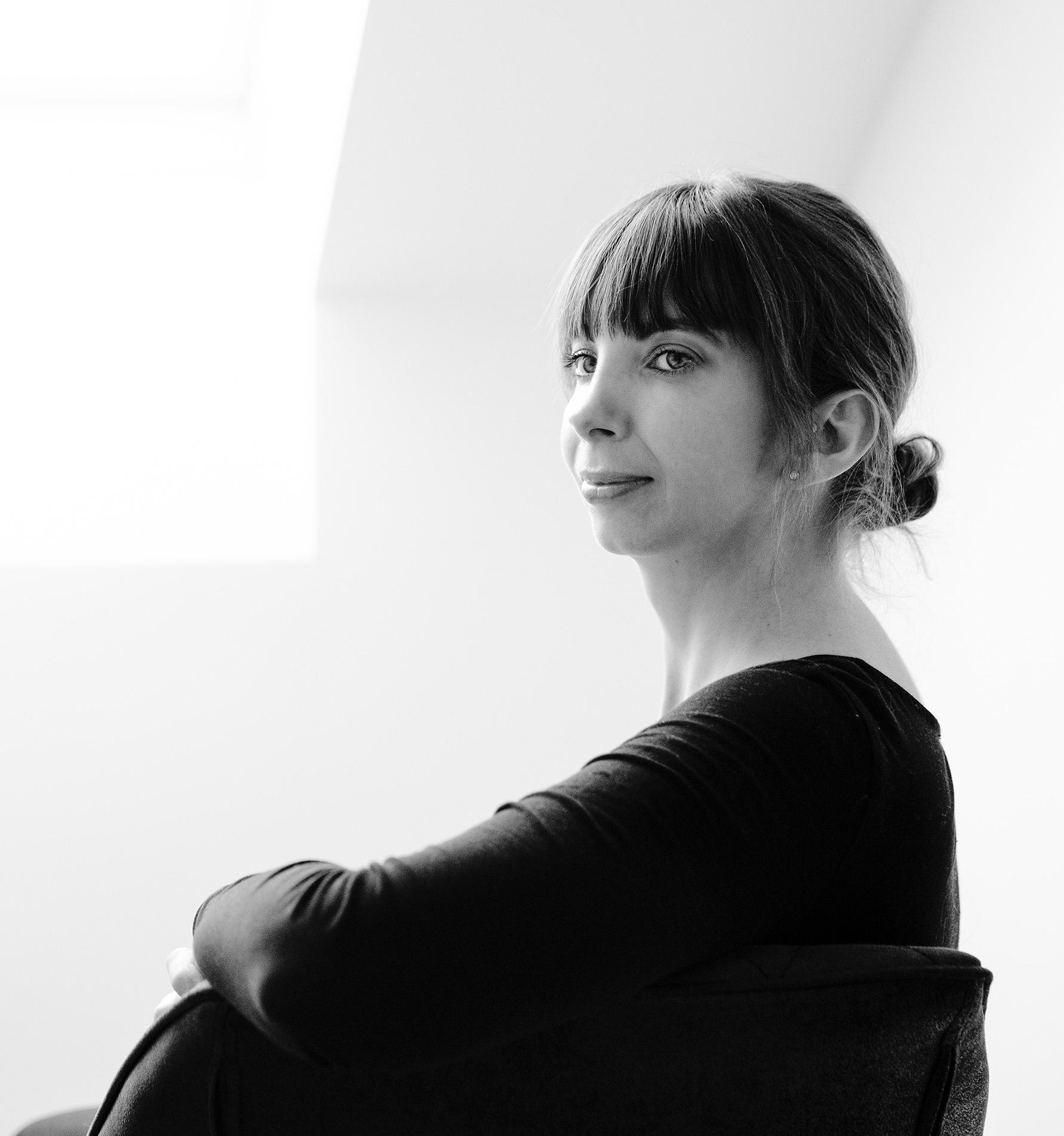 Portrait der Conversory Mitarbeiterin Barbara Zündel-Farnholz