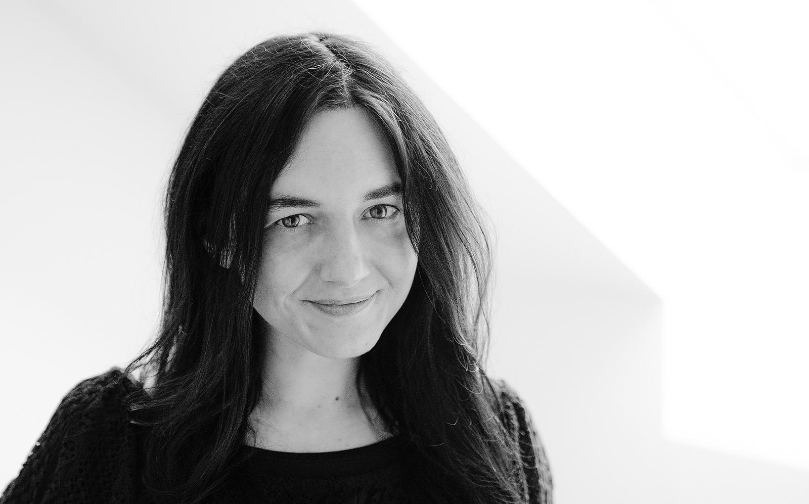 Portrait der Conversory Mitarbeiterin Marion Handler