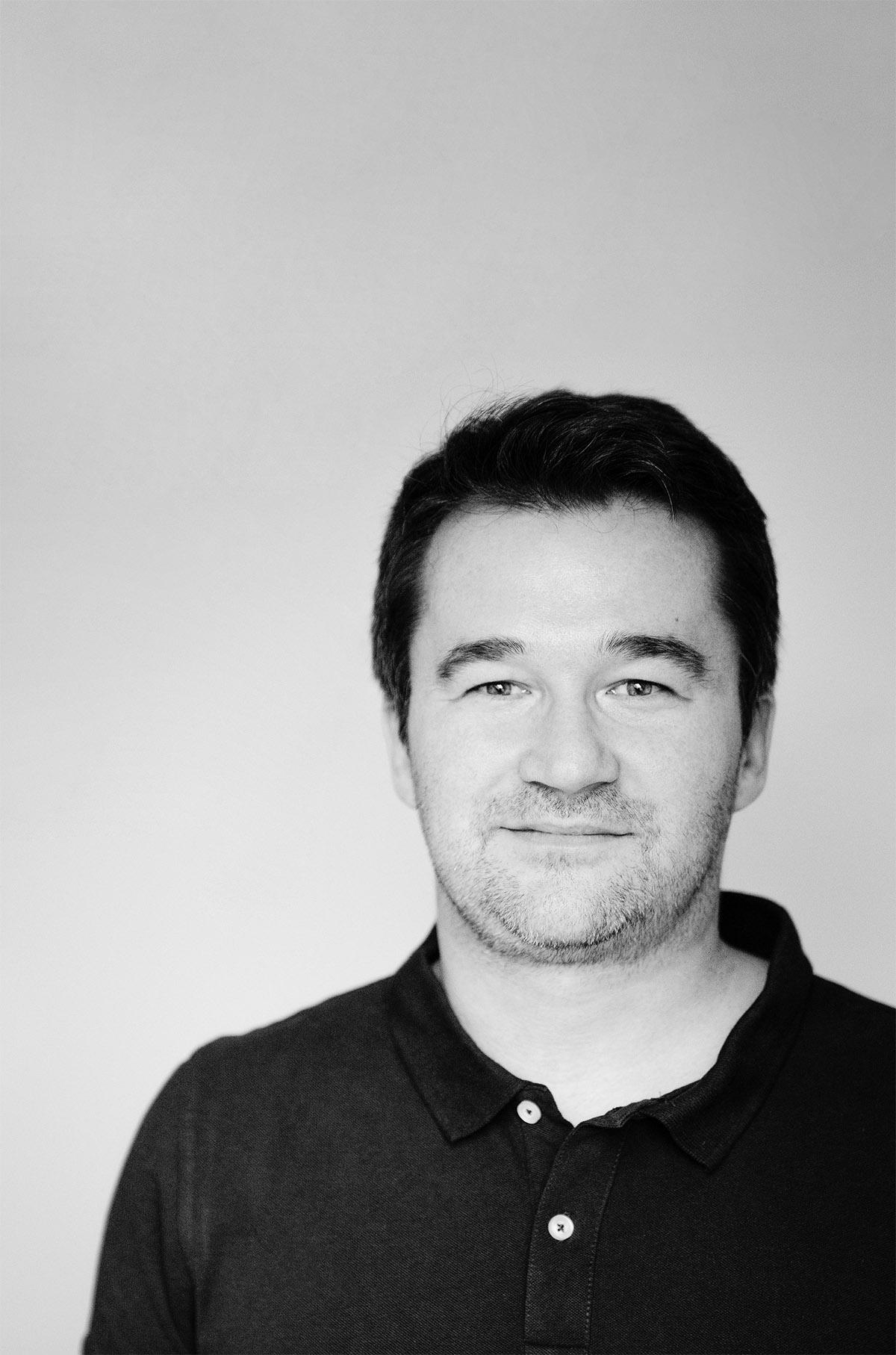 Portrait des Conversory Mitarbeiters Markus Kroisenbrunner