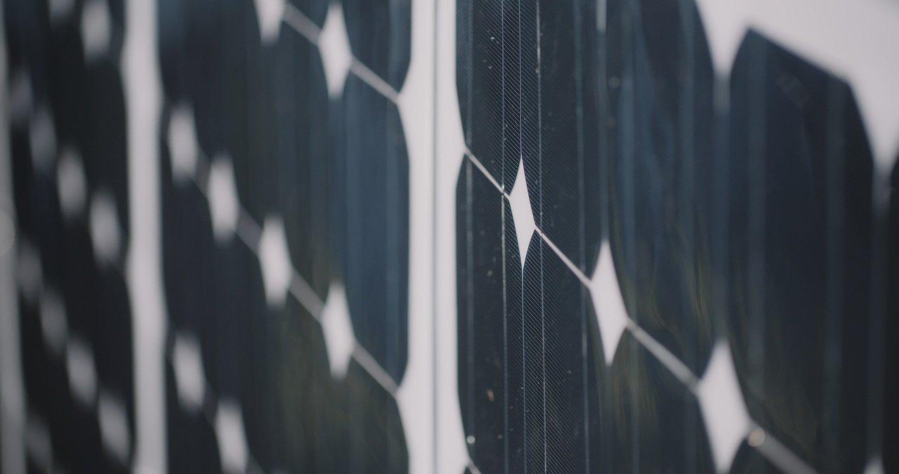 EET Solmate Minikraftwerk Solarzellen in der Detailansicht