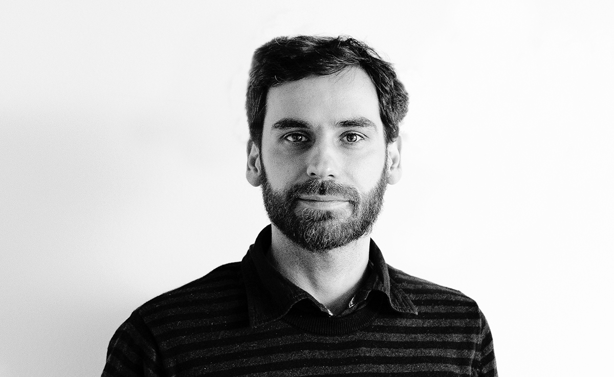 Portrait des Conversory Mitarbeiters Christian Ferzola