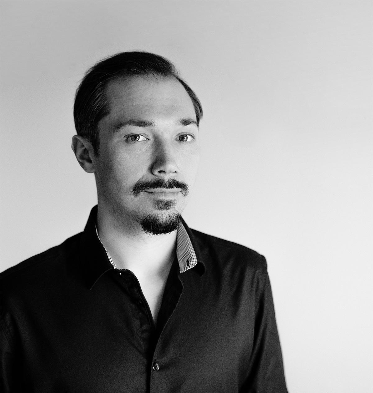 Portrait des Conversory Mitarbeiters Johannes Haberl
