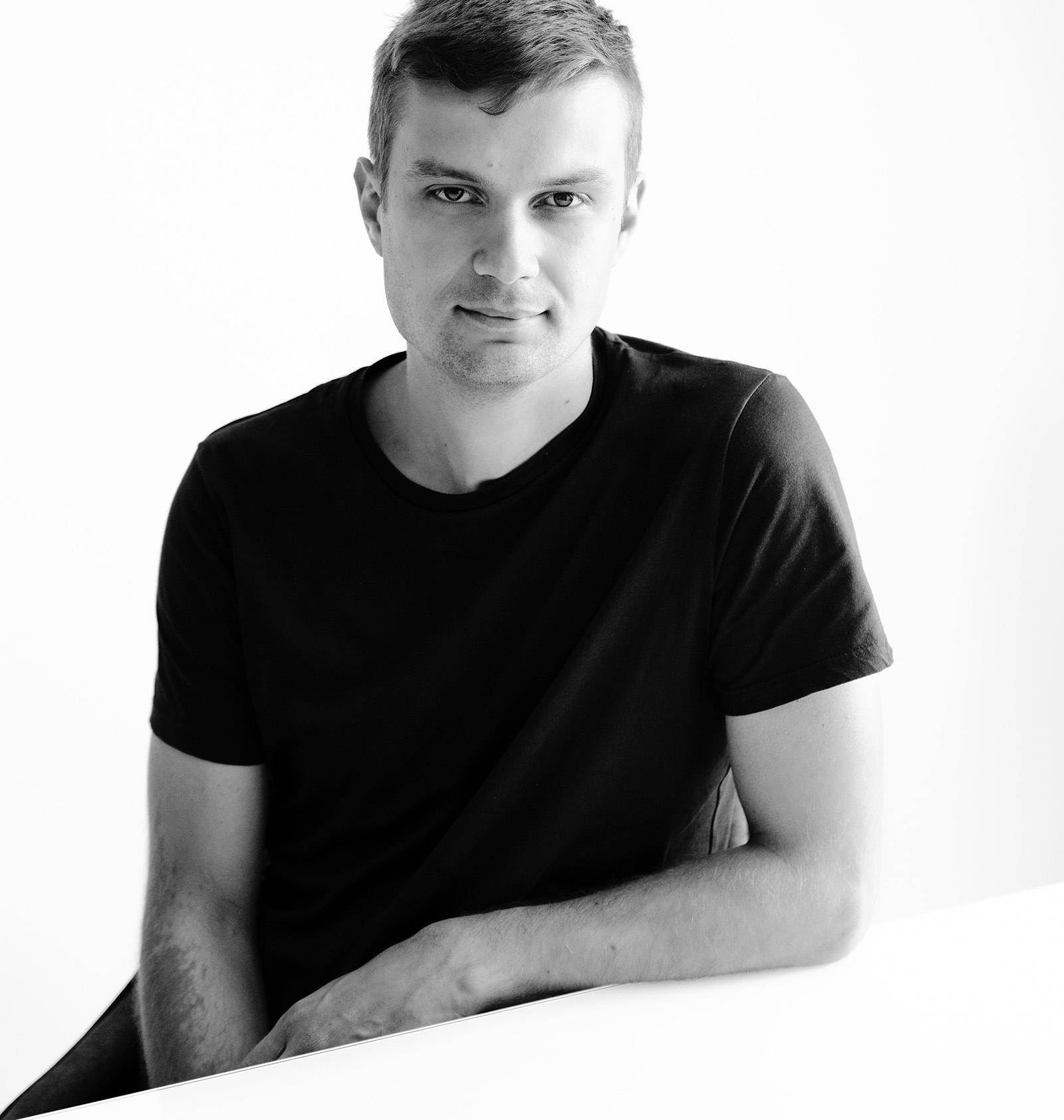 Portrait des Conversory Mitarbeiters Matjaž Črnko