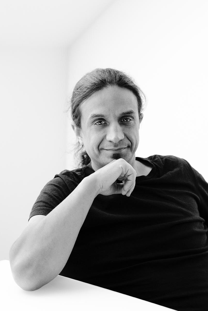 Portrait des Conversory Mitarbeiters Roland Scheidel