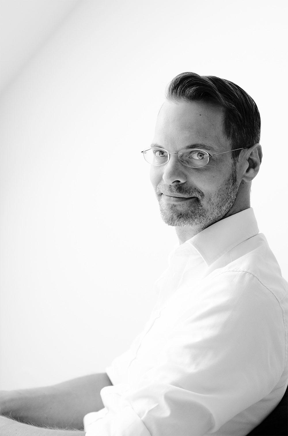 Portrait des Conversory Mitarbeiters Stefan Gostischa