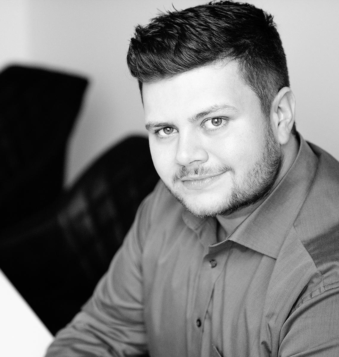 Portrait des Conversory Mitarbeiters Vincent Kielnhofer