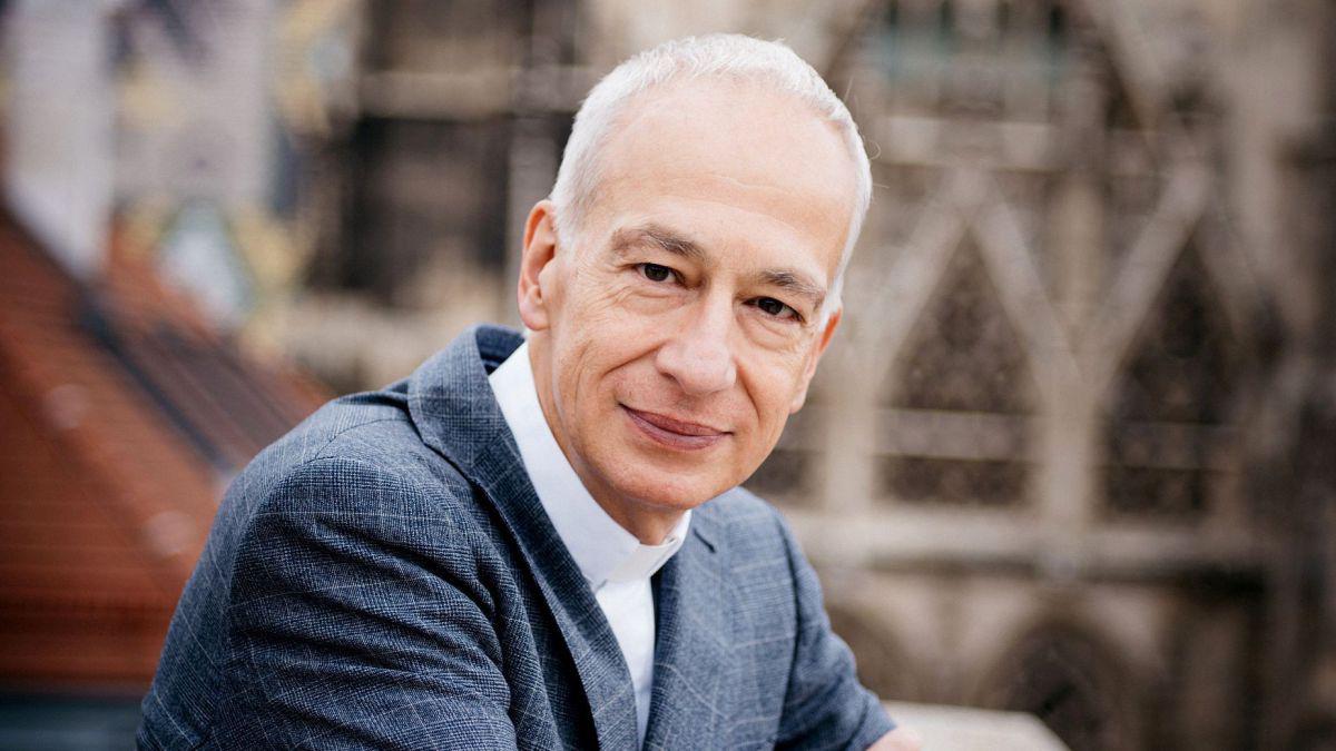 Porträt von Präsident Caritas Österreich Michael Landau