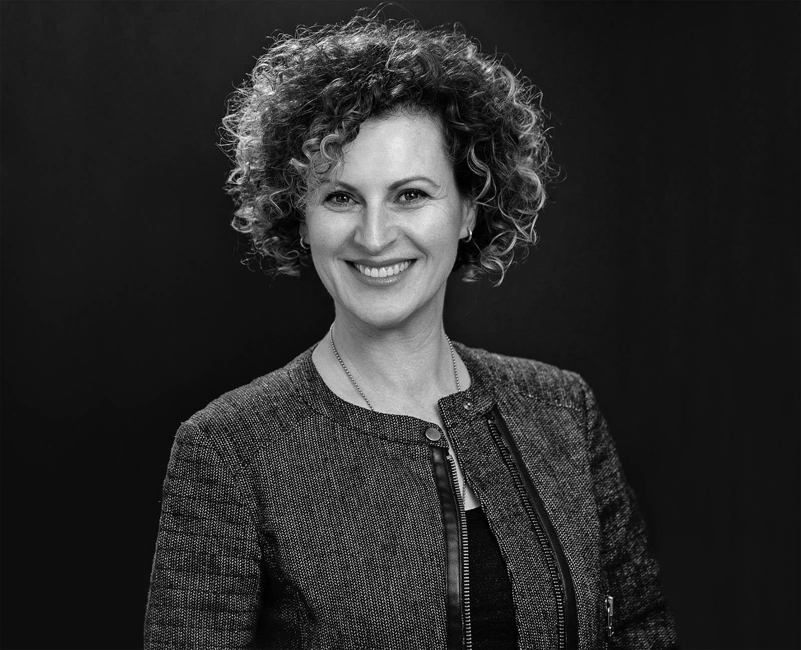 Portrait von Obsthaus Marketing und Personal-Verantwortlicher Luisser-Haller