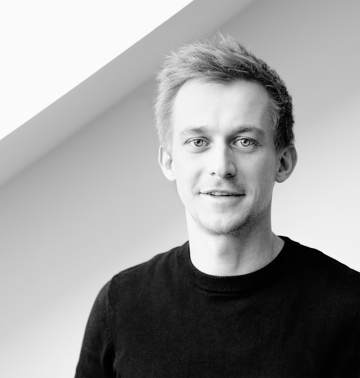 Portrait des Conversory Mitarbeiters Hagen Burkert